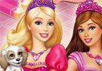 Barbie Princess Room