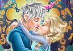 Frozen Elsa Kiss