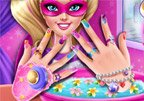 Super Hero Doll Manicure