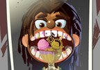 Mia Dentist Ice Cream