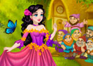 Snow White Fairytale Dress Up 2