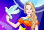 Barbie Magician Makeover